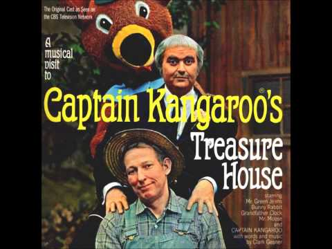 Captain Kangaroo - Knock-Knock
