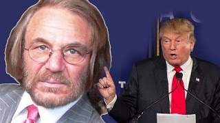 Donald Trump's Doctor Admits Writing