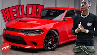 COREY DRIVES A HELLCAT FOR THE FIRST TIME !