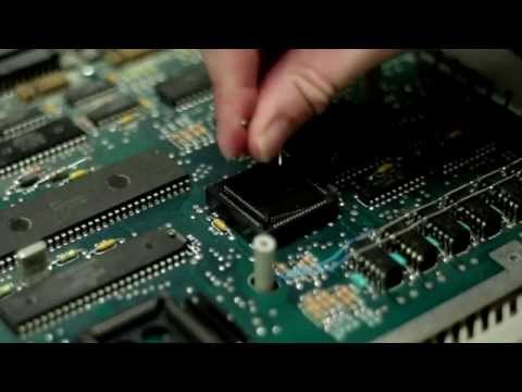 Atari 520ST Repair Video