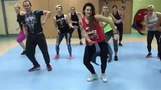 shakira clandestino ft maluma zumba fitness choreo by anna dymitrasz