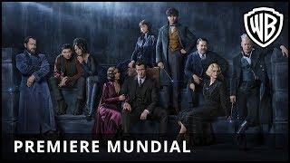 Animales Fantásticos: Los Crímenes de Grindelwald - Premiere Mundial en París