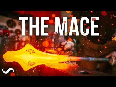 MAKING THE MACE!!!