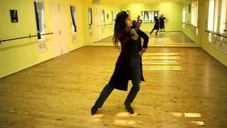 Танец Вилли Вонки (репетиция).AVI