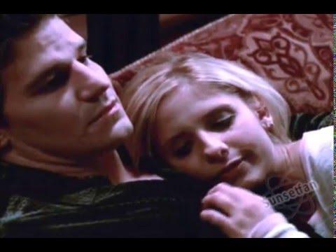 Buffy and Angel AU-love story - YouTube