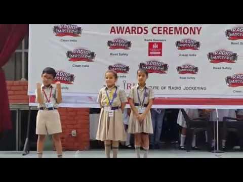 Bhawan vidhalaya chandigarh Radio Master