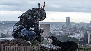 Робот по имени Чаппи Дублированный трейлер 2015