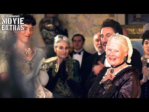 Go Behind the Scenes of Victoria and Abdul (2017)