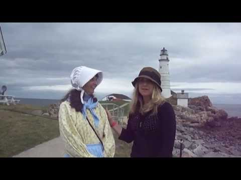 Catch Carri Interviews The Keeper Of Boston Light