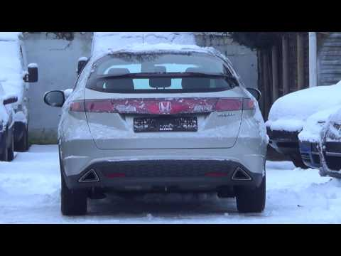 Auta z Niemiec #16/01/2017: Honda Civic /Leipzig/