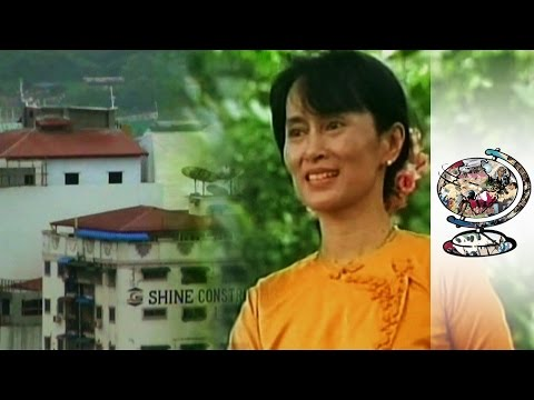 Aung San Suu Kyi On Her Vision For Burma's Future (2011)