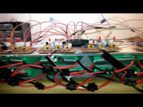 Arduino battery management system for DIY electric car South Africa