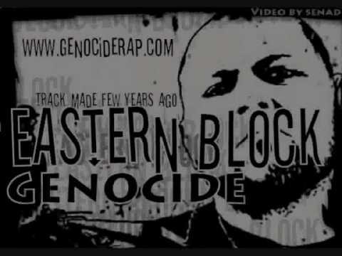 Genocide - Eastern Block   Bosnia [www.GenocideRap.com]
