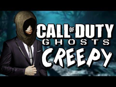 Creepy Serial Killer on Call of Duty: Ghosts - Mr Smiles: The Serial Killer #1 😱