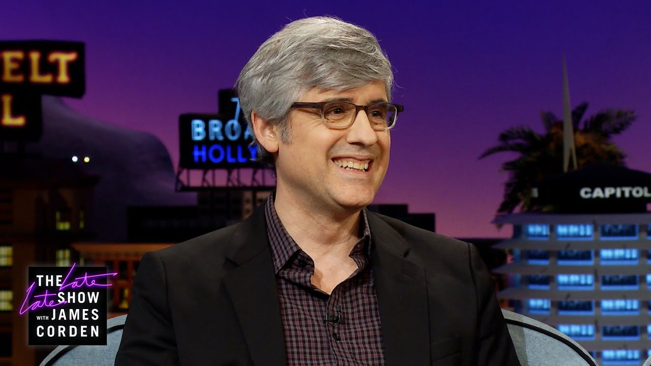 Mo Rocca's Life Is Basically Mad Libs