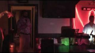 Karaoke im Hubertus