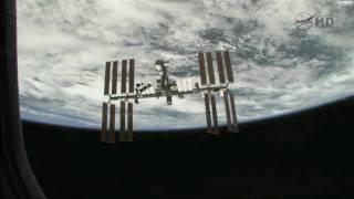 STS-133 Flyaround