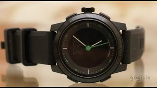 CooKoo 2 Smartwatch review - works with iOS and Android devices