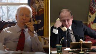 ⚡ Звонок Байдена Путину! О чем говорили лидеры России и США?