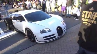 gold rush rally arrival dc national harbor bugatti take over rob dahm roush stage 3 etc part 7