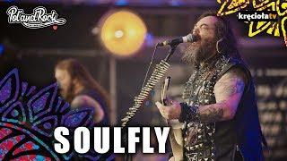 Soulfly - pierwszy fragment koncertu #polandrock2018
