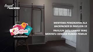Gambar cover Asyiknya Menginap di Bandung dengan Airbnb