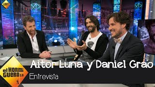 Aitor Luna y Daniel Grao explican en 'El Hormiguero 3.0' de qué va 'La Catedral del Mar'