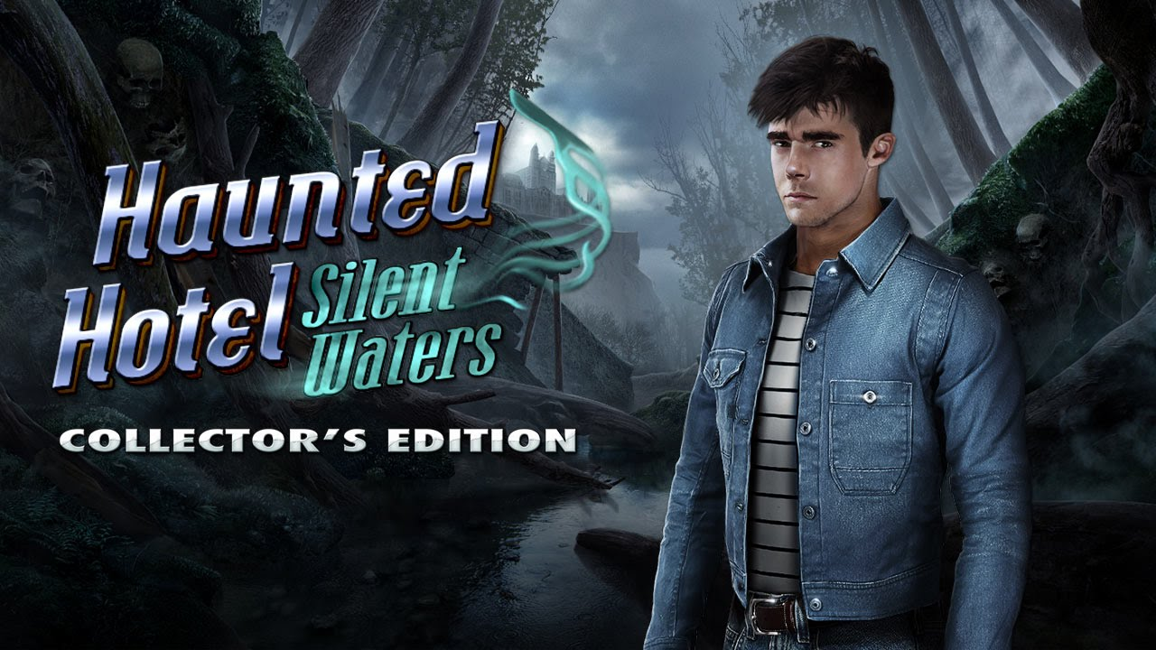Image result for Haunted Hotel Silent Waters Collector's Edition
