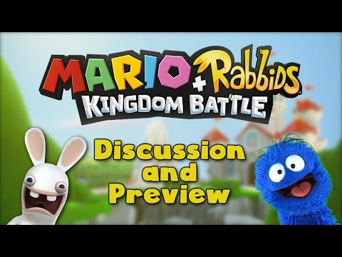 Mario + Rabbids Kingdom Battle  -  WHY DOES THIS WORK SO WELL