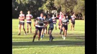 Highlights - Kings vs Churchie (Australian Tour 2011)