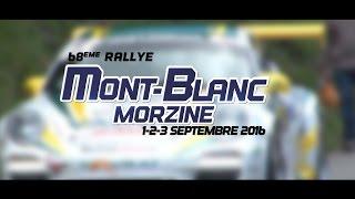 Morzine agenda : Rallye Mont-Blanc Morzine 2016