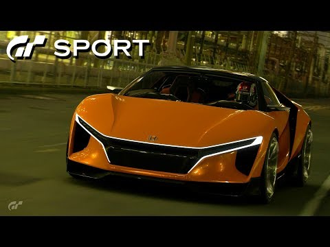 GT SPORT - Honda Sports Vision GT REVIEW
