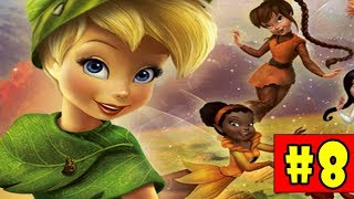 Disney Fairies: Tinker Bell's Adventure - Walkthrough - Part 8 - Sleepy-Time Perfume HD