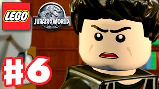 LEGO Jurassic World - Gameplay Walkthrough Part 6 - The Lost World! (PC)
