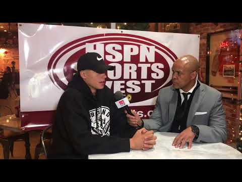 Jason Wilkinson QB Orange HS INTERVIEW After the 6AA CIF STATE CHAMPIONSHIP GAME