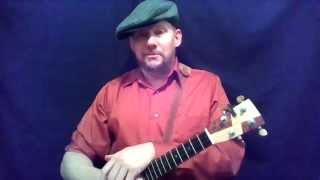 MUJ:  Cherry, Cherry - Neil Diamond (ukulele tutorial)