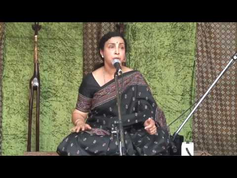 Venkatachala Nilayam... (Sindhu Bhairavi, Adi, Purandaradasa) by Shruti Abhiram