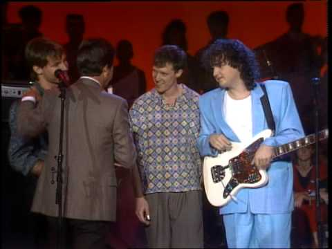 Dick Clark Interviews What Is This - American Bandstand 1985