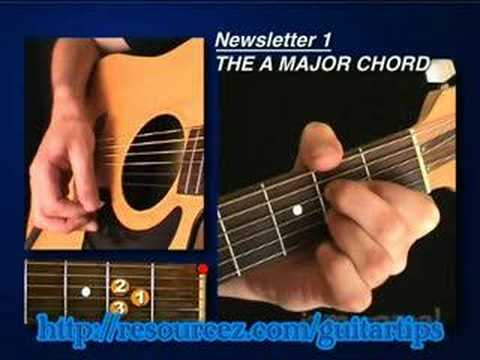 Teach Me How To Play Guitar Online Guitar Lesson 1 Youtube