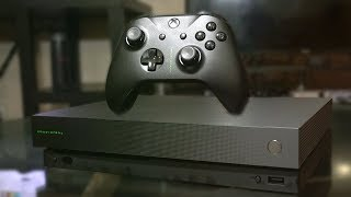 Xbox One X REVIEW | 4K Gaming Console (Video Game Video Review)