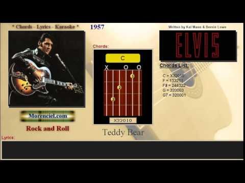 Elvis Presley - Teddy Bear #0147