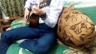 Здравствуй мама - Армейские  на гитаре (cover + аккорды)