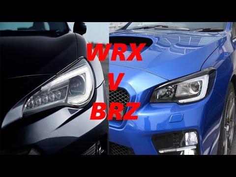 Subaru WRX Versus BRZ Which One Is Better?