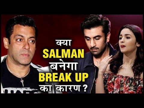 Ranbir Kapoor To Leave Alia Bhatt Beacause Of Salman Khan?