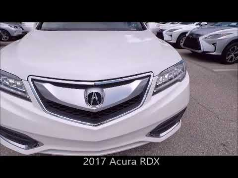 Acura Fort Myers >> Used 2017 Acura Rdx Near Fort Myers And Estero Youtube