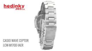 casio wave ceptor lcw m170d 1aer