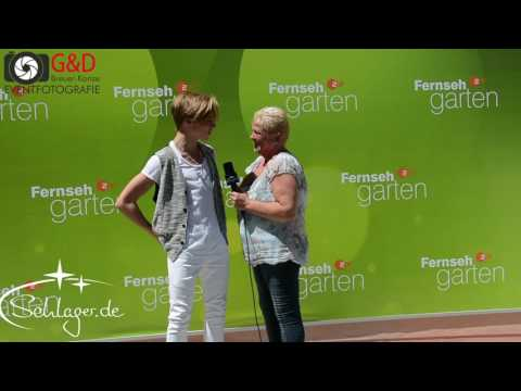 Matteo Markus Bok Im ZDF Fernsehgarten Am 11.06.2017