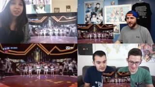 K-Tigers 태권도 퍼포먼스 힛더스테이지 해외반응(Reaction)