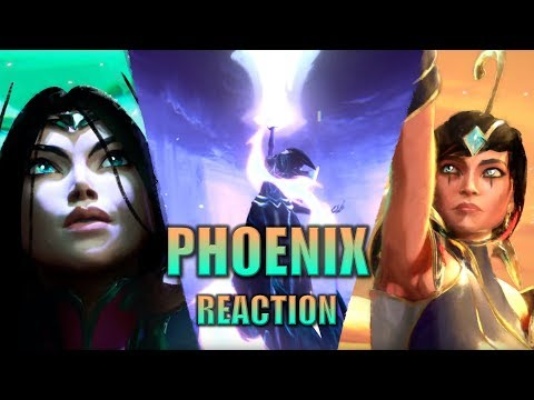Phoenix Reaction (2019 World Championship Song Ft  Cailin Russo And Chrissy Costanza)