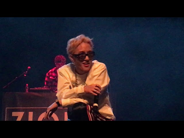 180223 Zion.T Live in San Jose -  Knock/Comedian/Bad Guys